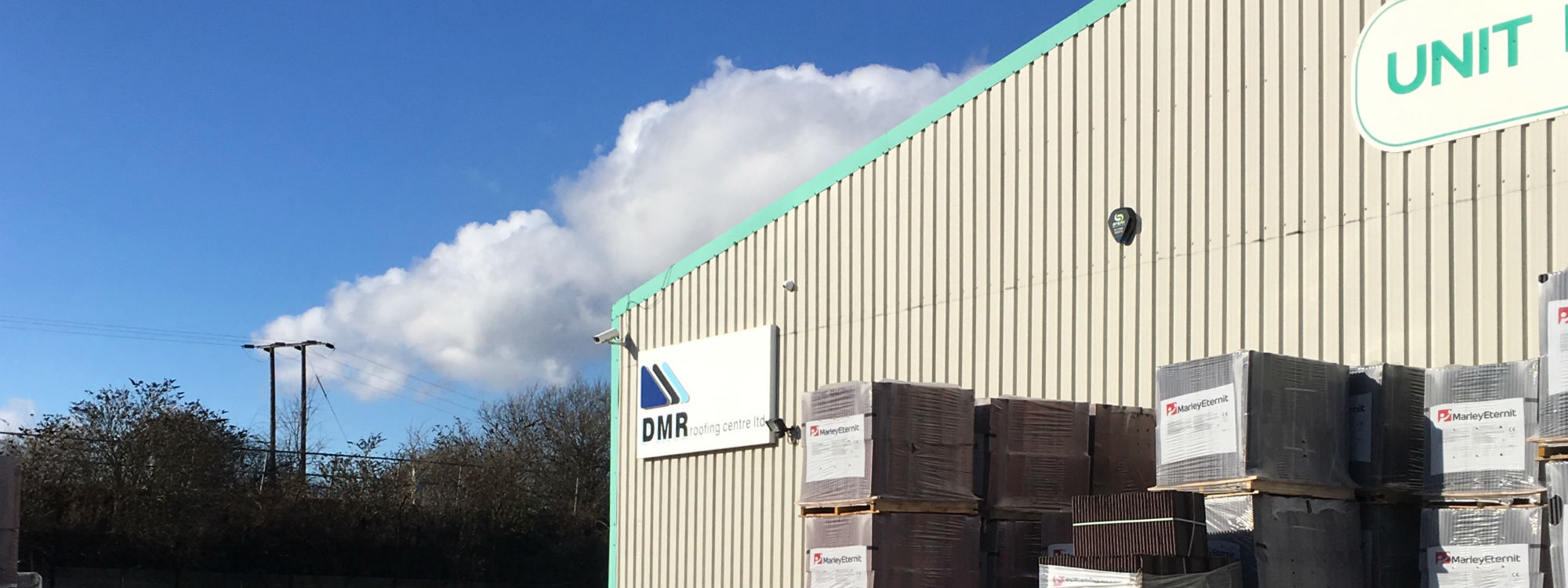 roofing materials, DMR Roofing Centre, DMR Roofing