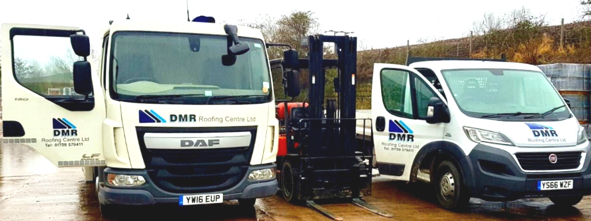 DMR Roofing Centre, Building Supplies Near Me, Contact, DMR Roofing, Building Materials, South Yorkshire Roofing